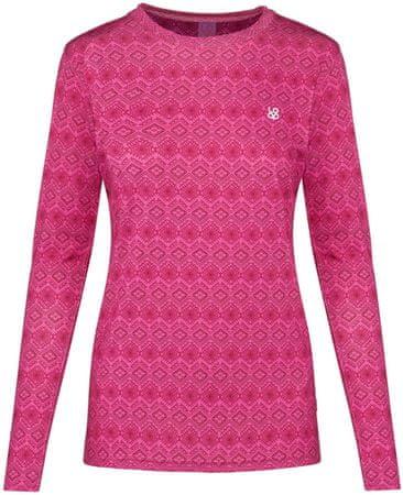 Loap Parida Női termo póló Rózsaszín Nyomtatott minta XS