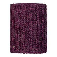 BUFF Comfort Liv Dahlia neckwarmer, pleteni, ljubičasti