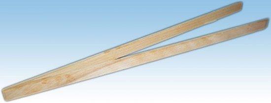 kleště 45cm lepené grilovací,dřevo