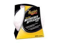 Meguiar's Even Coat Microfiber Applicator Pads - mikrovláknové aplikátory (2 kusy)