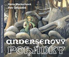 Andersen Hans Christian: Andersenovy pohádky (2x CD) - CD