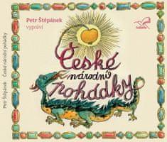 České národní pohádky - CD