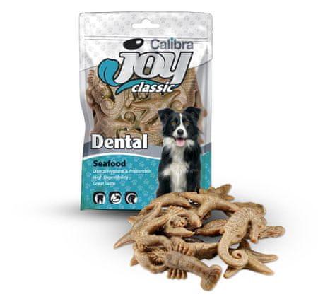 Calibra Dental prigrizek za pse, morski, 70 g