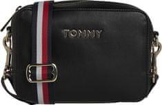 Tommy Hilfiger Dámska crossbody kabelka Iconic Tommy Crossover Solid Black