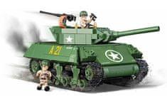 Cobi Niszczyciel czołgów 2475 SMALL ARMY II WW M10 Wolverine