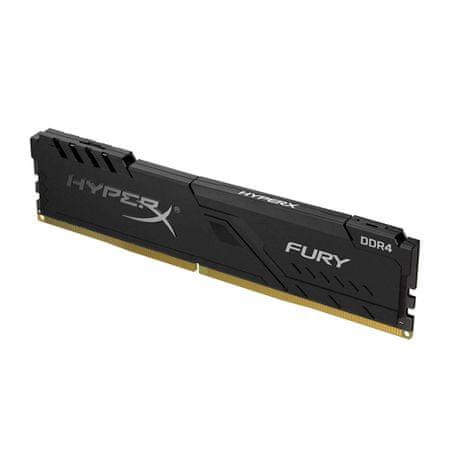 Kingston HyperX Fury HX434C16FB3/16 pomnilnik (RAM), DIMM, DDR4, PC3466, CL16, 16GB (HX434C16FB3/16)