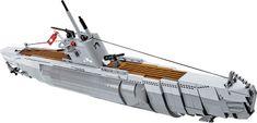 Cobi 2480 SMALL ARMY II WW ponorka U-Boot VIIB U-48
