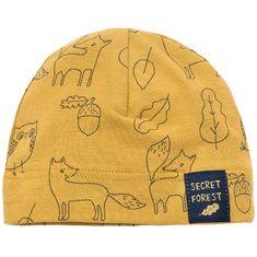 PINOKIO dětská čepice Secret Forest