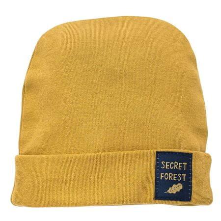 Pinokio Secret Forest gyerek sapka 56 sárga