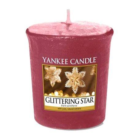 Yankee Candle , Sijajna zvezda, 49 g