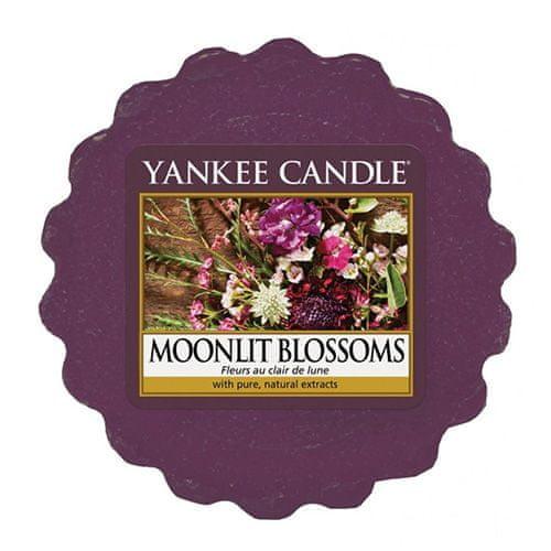 Yankee Candle Vonný vosk , Květiny ve svitu měsíce, 22 g