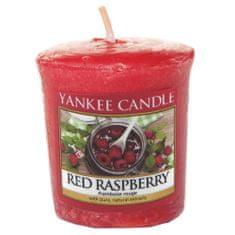 Yankee Candle Svíčka , Červená malina, 49 g