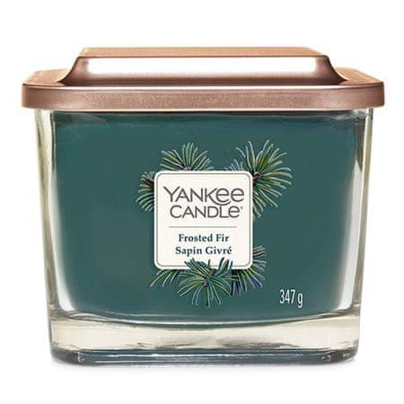 Yankee Candle Sveča v stekleni vazi , Zamrznjena jelka, 347 g