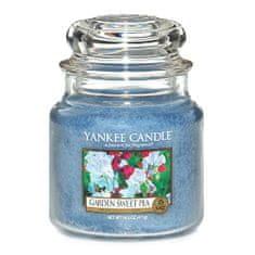 Yankee Candle Świeca w szklanym słoju Świeca Yankee, Kwiaty z ogrodu, 410 g