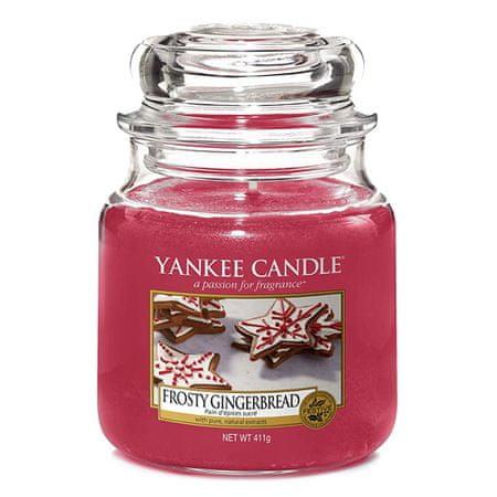 Yankee Candle Sveča v steklenem kozarcu , Medenjaki z glazuro, 410 g