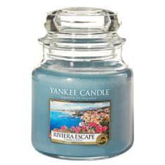 Yankee Candle Svíčka ve skleněné dóze , Hurá na riviéru, 410 g