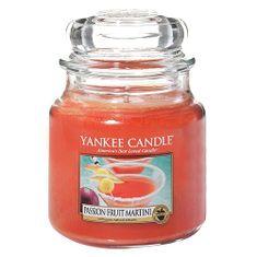 Yankee Candle Gyertya egy üvegedénybe a Yankee gyertyát, Trópusi koktél Martini-val, 410 g