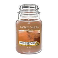 Yankee Candle Gyertya egy üvegedénybe a Yankee gyertyát, Meleg sivatagi szél, 623 g