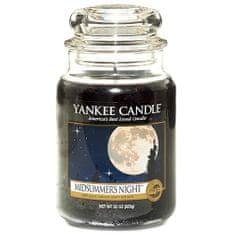Yankee Candle gyertya üvegedénybe, Nyári éjszaka, 623 g