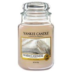 Yankee Candle Sviečka v sklenenej dóze , Hrejivý kašmír, 623 g