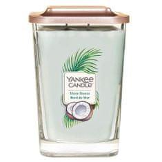 Yankee Candle Svíčka ve skleněné váze , Mořský vánek, 552 g