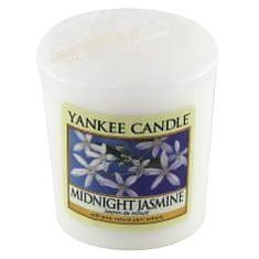 Yankee Candle Svíčka , Půlnoční jasmín, 49 g