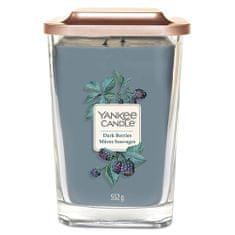 Yankee Candle Svíčka ve skleněné váze , Ostružina, 552 g