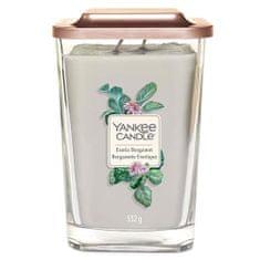 Yankee Candle Gyertya egy üvegváza Yankee gyertya, Egzotikus bergamott, 552 g