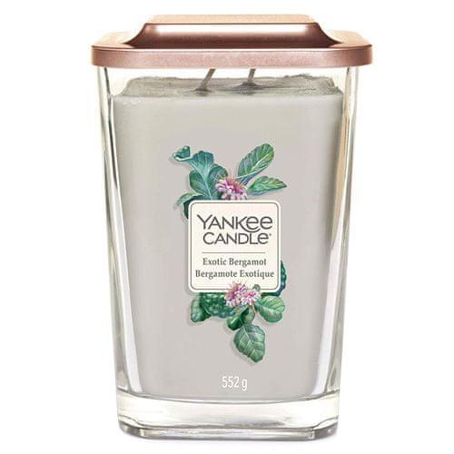 Yankee Candle Sviečka v sklenenej váze , Exotický bergamot, 552 g