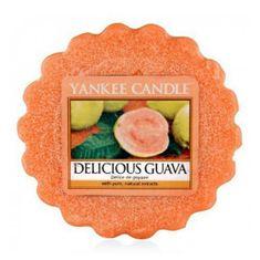 Yankee Candle Vonný vosk , Lahodná guajava, 22 g