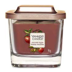Yankee Candle Svíčka ve skleněné váze , Amaretto s jablkem, 96 g