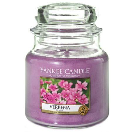 Yankee Candle Sveča v steklenem kozarcu , Verbena, 410 g