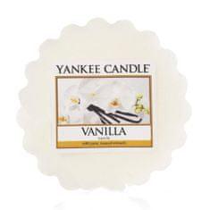 Yankee Candle Vonný vosk , Vanilka, 22 g