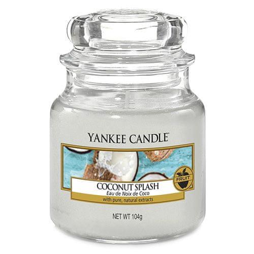 Yankee Candle Sviečka v sklenenej dóze , Kokosové osvieženie, 104 g
