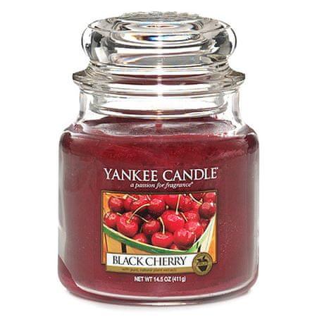 Yankee Candle Gyertya egy üvegedénybe a Yankee gyertyát, Érett cseresznye, 410 g