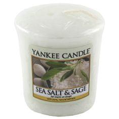 Yankee Candle , Morska sol in žajbelj, 49 g