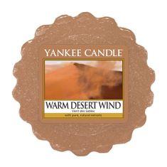 Yankee Candle Vonný vosk , Teplý púštny vietor, 22 g