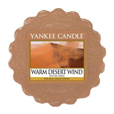 Yankee Candle Świeca Yankee, Ciepły pustynny wiatr, 22 g