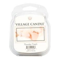 Village Candle Dišeča voska vaška sveča, Svežina v prahu, 62 g