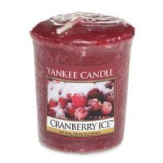 Yankee Candle Svíčka , Brusinky na ledu, 49 g