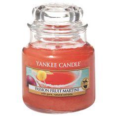 Yankee Candle Gyertya egy üvegedénybe a Yankee gyertyát, Trópusi koktél Martini-val, 104 g