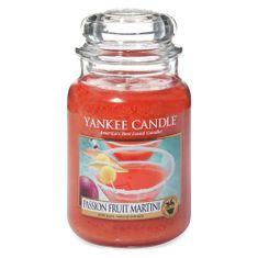 Yankee Candle Gyertya egy üvegedénybe a Yankee gyertyát, Trópusi koktél Martini-val, 623 g