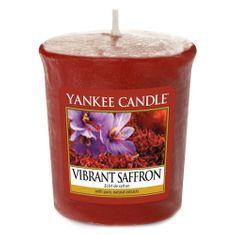 Yankee Candle Svíčka , Živoucí šafrán, 49 g
