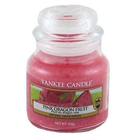Yankee Candle Gyertya egy üvegedénybe a Yankee gyertyát, Pink Dragon Fruit, 104 g