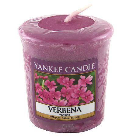 Yankee Candle Świeca Yankee, Werbena, 49 g