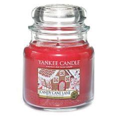 Yankee Candle Svíčka ve skleněné dóze , Cestička z lízátek, 410 g