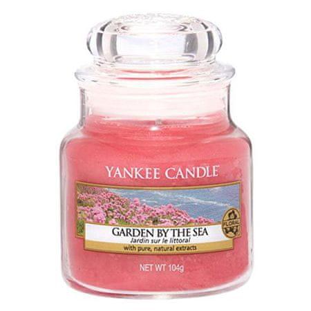 Yankee Candle Gyertya egy üvegedénybe a Yankee gyertyát, Kert a tenger mellett, 104 g