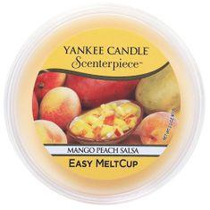 Yankee Candle Vonný vosk , Salsa z manga a brosví, 61 g
