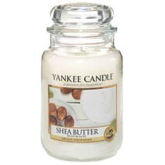 Yankee Candle Gyertya egy üvegedénybe a Yankee gyertyát, Shea vaj, 623 g