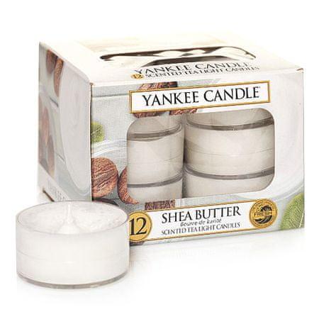 Yankee Candle Yankee gyertya tea gyertyák, Bambuszvaj, 12 db